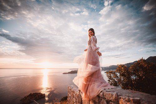 Проведение и организация свадьбы за границей в Черногории