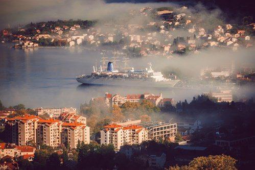Проведение Новогоднего корпоратива за границей в Черногории