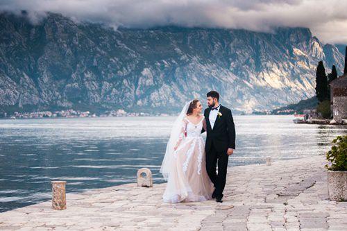 Символическая или официальная регистрация брака в Черногории
